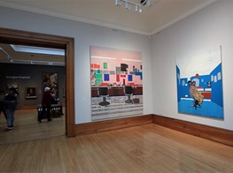 Turner Prize 2017   Sacha Craddock on Hurvin Anderson