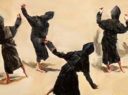 Michaël Borremans: Black Mould review – figments of a highly original mind