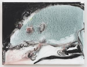 Rat by Marlene Dumas contemporary artwork