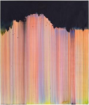 Altier by Bernard Frize contemporary artwork