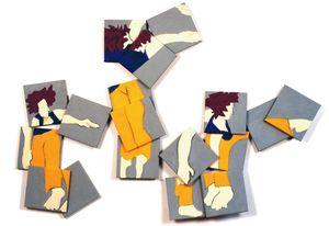 Trisha Dancing by Susan Weil contemporary artwork