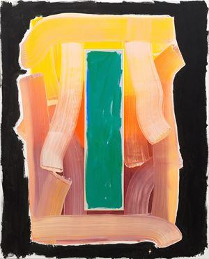 Number 124 by Cigdem Aky contemporary artwork