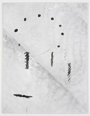 MP-KREBM-00103 by Michael Krebber contemporary artwork