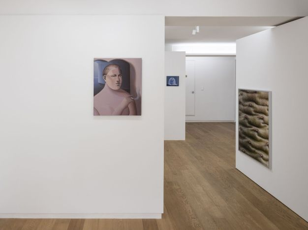 Exhibition view: Group Exhibition,The Snow Globe, Whistle, Seoul (4 June–10 July 2021). Courtesy. Whistle.