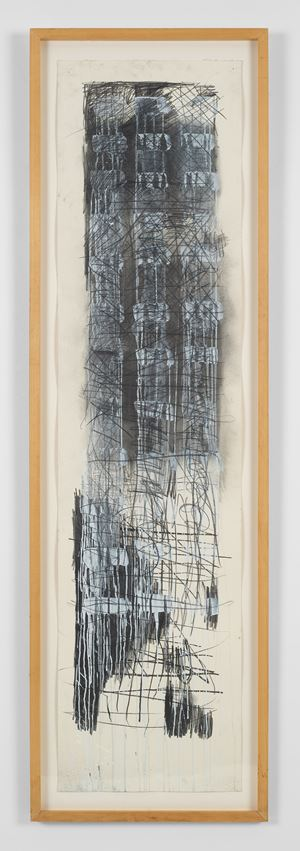 Drawing by Pat Steir contemporary artwork