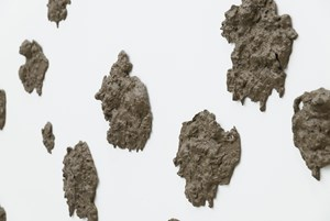 Throwing Mud by Ding Yi contemporary artwork