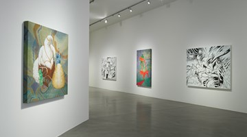 Contemporary art exhibition, Jim Shaw, Jim Shaw at Simon Lee Gallery, London