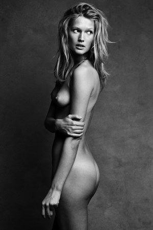 Toni Garrn by Patrick & Victor Demarchelier contemporary artwork