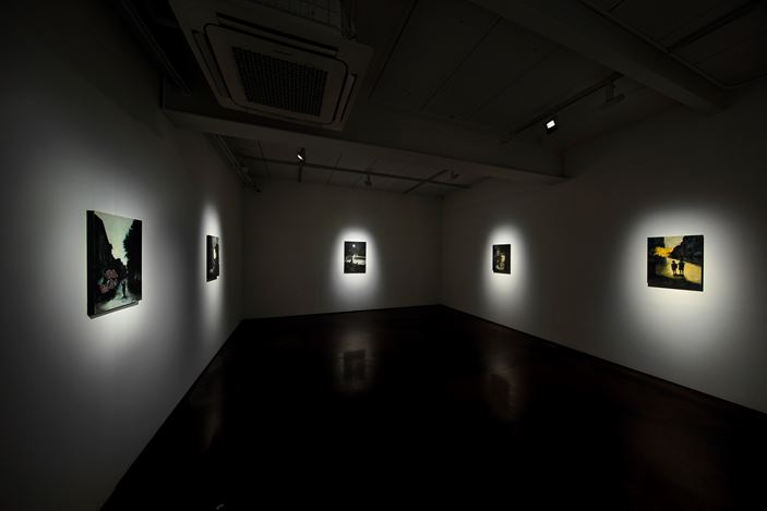 Exhibition view: Jwa Haesun, The Most Ordinary Stories, Arario Gallery Samcheong,   Seoul (5 July–19 August 2018).  Courtesy  Arario Gallery.