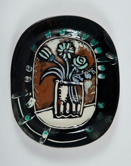Bouquet by Pablo Picasso contemporary artwork
