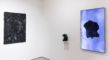 Contemporary art exhibition, André Hemer, From this place things glimmer at Bartley & Company Art, Wellington