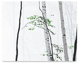 The Environmental Screen by Brian Alfred contemporary artwork