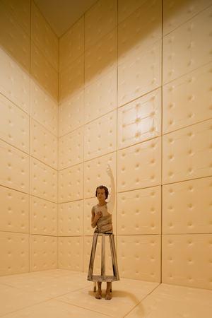 Beyond the White Cube (zeigen) by Michael Müller contemporary artwork sculpture