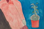 Two Poets by Milton Avery contemporary artwork 3