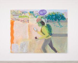 Google Man by Daisuke Fukunaga contemporary artwork