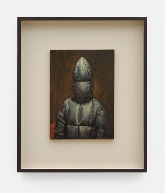 Pilot by Michaël Borremans contemporary artwork