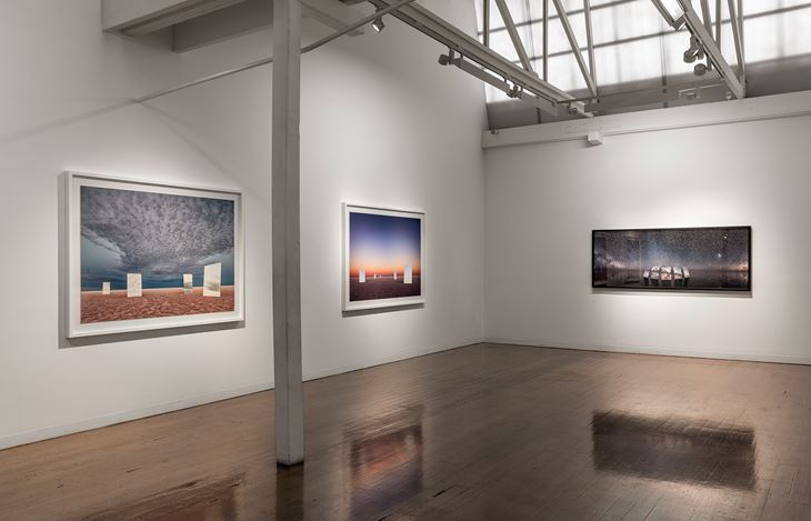 Exhibition view: Murray Fredericks, Array, Arc One Gallery (12 November–21 December 2019). Courtesy Arc One Gallery. Photo: Andrew Curtis.