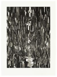 Kluft by David Schnell contemporary artwork works on paper