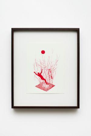 Plantação: stranger fruit by Antonio Obá contemporary artwork