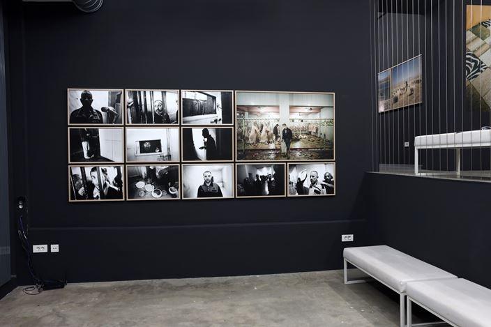 Exhibition view: Simon Chang,Shepherds and the Slaughterhouse, Galerija Fotografija, Ljubljana (15 OCtober 2020–10 January 2021). CourtesyGalerija Fotografija.