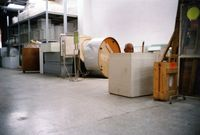 Indoor Sculpture, Serie: Taipei by Erwin Wurm contemporary artwork photography