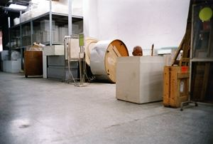 "Indoor Sculpture, Serie: ""Taipei"" by Erwin Wurm contemporary artwork"