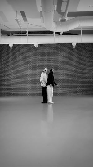 Rehearsal- Act I: Waltz by Babak Golkar contemporary artwork