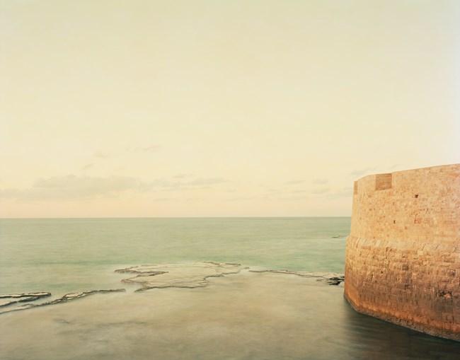 Akko II by Elger Esser contemporary artwork