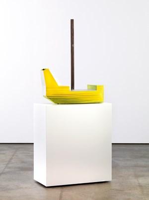 Schiff by Thomas Scheibitz contemporary artwork