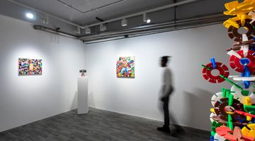 Contemporary art exhibition, Alexander Reben, AI-Mazing at Gazelli Art House, London, United Kingdom
