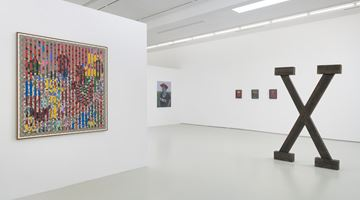 Contemporary art exhibition, Group Exhibition, Synchronicity at Roberts Projects, Los Angeles