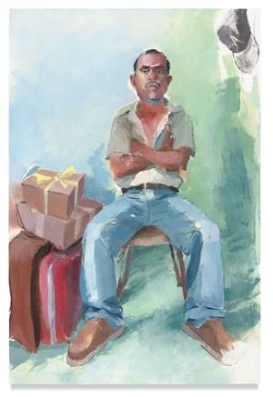 Miguel Antonio by John Sonsini contemporary artwork