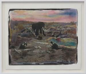 Silk Road #3 by Chen Nong contemporary artwork