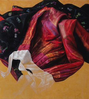 Drapery by Helena Parada Kim contemporary artwork