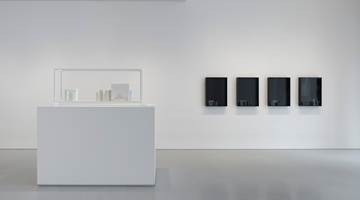 Contemporary art exhibition, Edmund De Waal, the poems of our climate at Gagosian, San Francisco