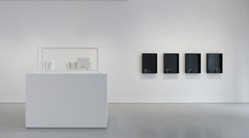 Contemporary art exhibition, Edmund De Waal, the poems of our climate at Gagosian, San Francisco, USA