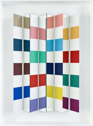 IDO18 by Christian Megert contemporary artwork