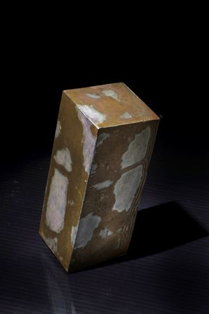 Uncovered Cube #15 by Madara Manji contemporary artwork