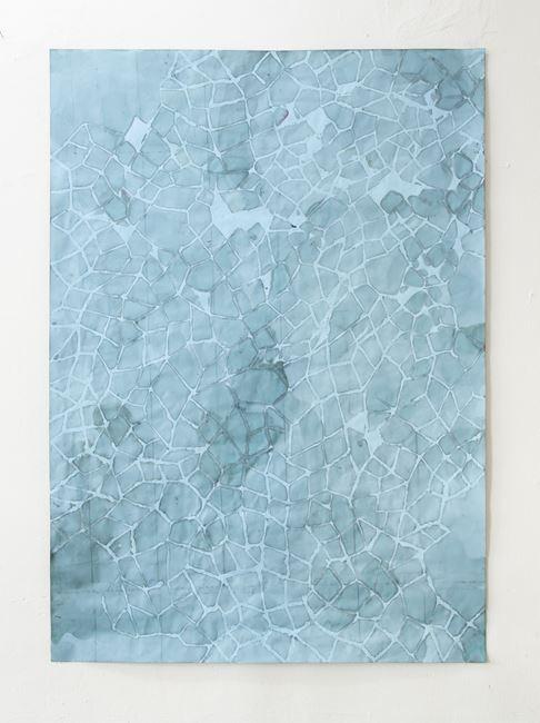 mild, beinahe verlässlich by Myriam Holme contemporary artwork