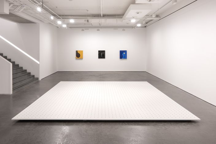 Exhibition view:Kapwani Kiwanga, Cache, Goodman Gallery, London (8 May–12 June 2021). Courtesy Goodman Gallery.