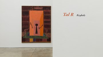 Contemporary art exhibition, Tal R, Keyhole at Cheim & Read, 547 W 25th St, New York, USA