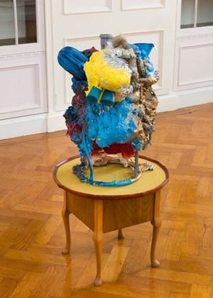 Fragmentkörper III by Michaela Eichwald contemporary artwork