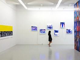'Fear': new works by Thai artist Manit Sriwanichpoom at Yavuz Gallery, Singapore