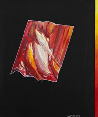 gu du No.4 by Gao Ludi contemporary artwork painting