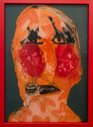 How do you celebrate by Hannah Ireland contemporary artwork
