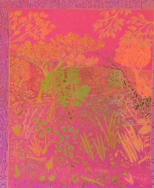 Chorus runs riot, by John McAllister contemporary artwork