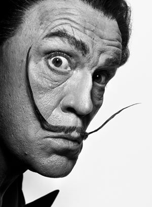 Philippe Halsman/ Salvador Dali (1954) by Sandro Miller contemporary artwork