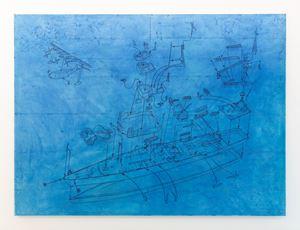 Akitsushima Instruction by Yukinori Yanagi contemporary artwork