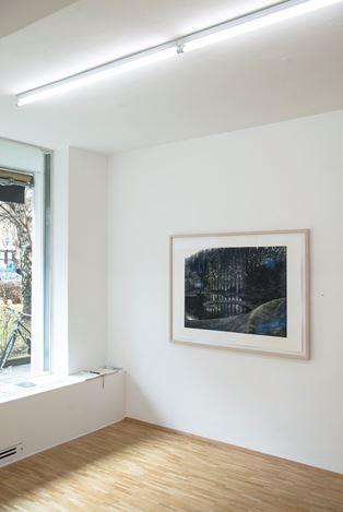 Exhibition view: Stefanie Hofer, Between the Arts and Nature, Susan Boutwell Gallery, Munich (6 December 2018–2 February 2019). Courtesy Susan Boutwell Gallery. Photo: Jan Schünke.