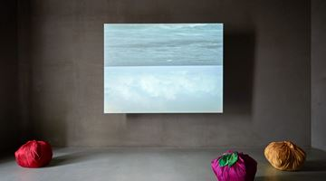 Contemporary art exhibition, Kimsooja, Planted Names at Axel Vervoordt Gallery, Antwerp